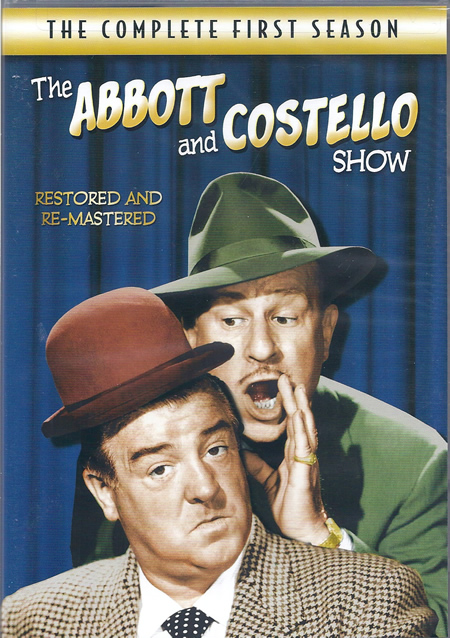 """The Abbott & Costello Show"" The Complete First Season"