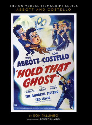 Hold That Ghost: The Universal Filmscript Series
