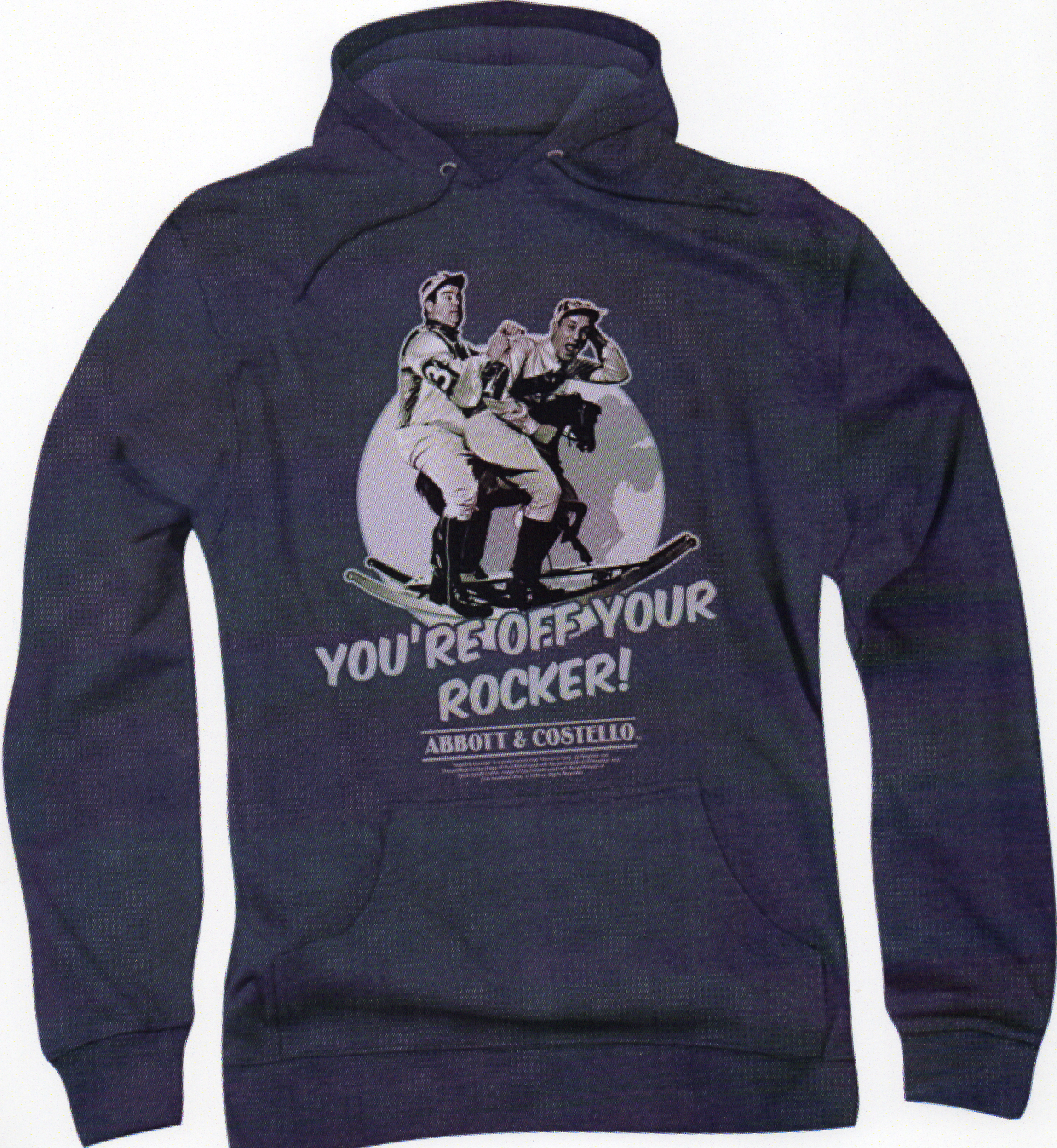You're Off Your Rocker! Adult Pull-Over Hoodie