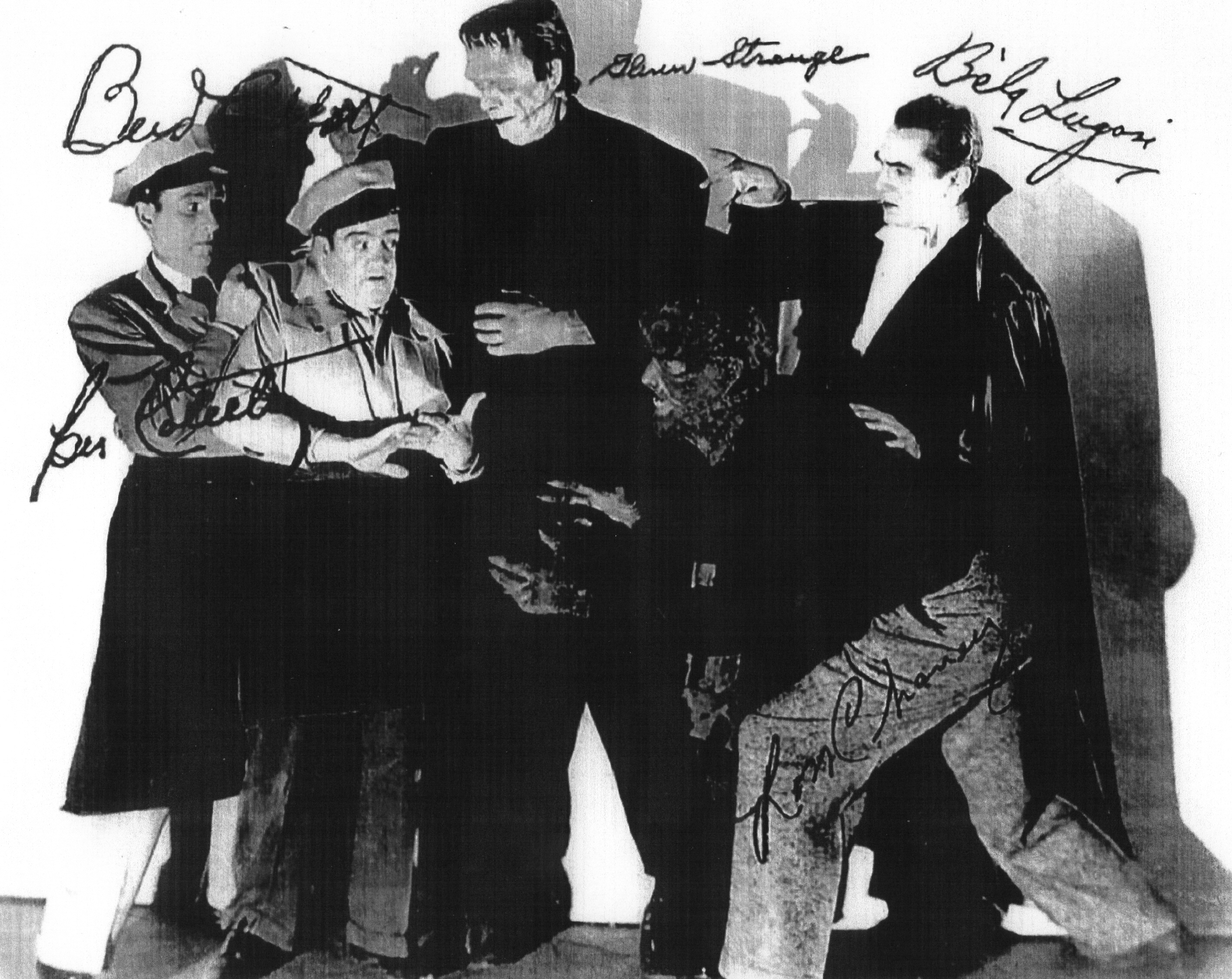 """Abbott & Costello Meet Frankenstein"""