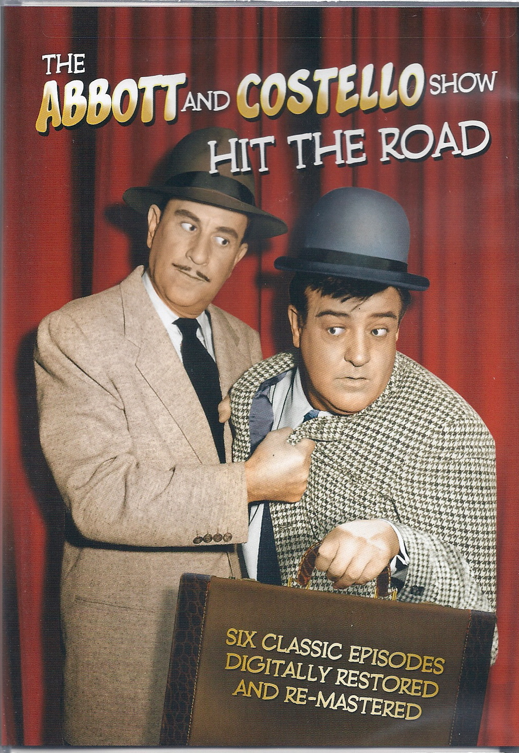 "THE ABBOTT & COSTELLO SHOW 1952-1953 ""Hit The Road"""