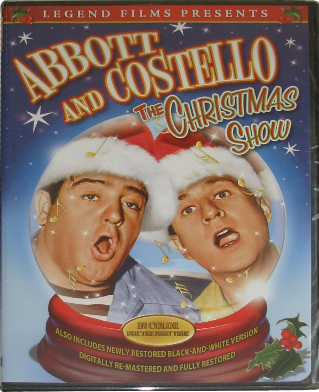 Abbott & Costello The Christmas Show