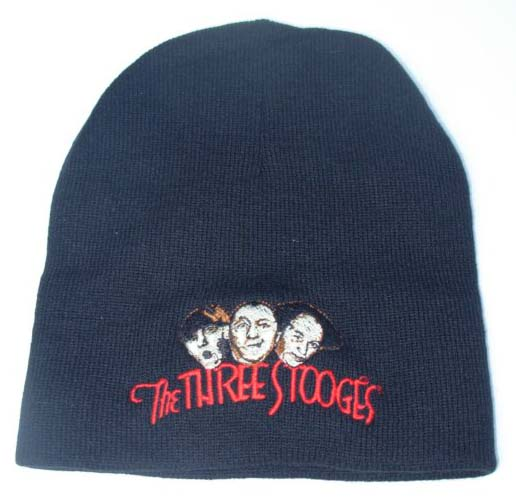 The Three Stooges Beanie