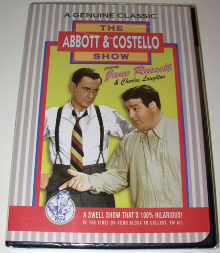 """The Abbott & Costello Show"" The Colgate Comedy Hour"