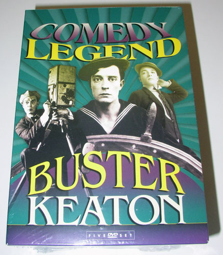 Comedy Legend Buster Keaton