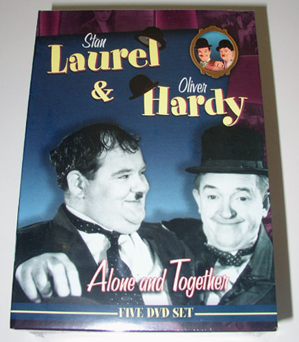 Stan Laurel & Oliver Hardy: Alone and Together