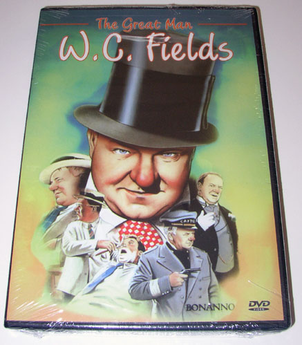 The Great Man W.C. Fields - DVD - Click Image to Close