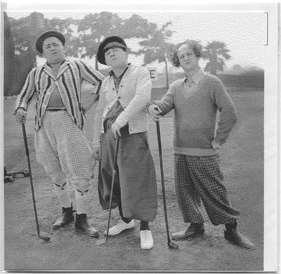 The Three Stooges - Click Image to Close