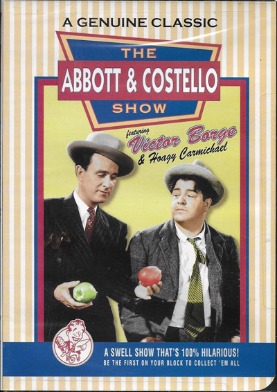"""THE ABBOTT AND COSTELLO SHOW"" Colgate Comedy Hour"